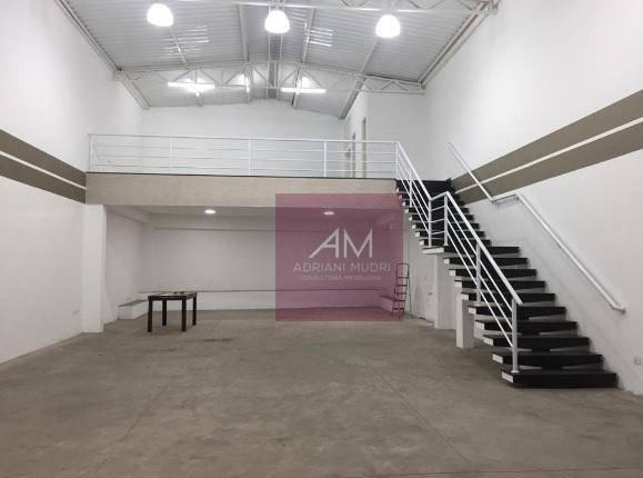 Galpão para alugar, 150 m² por R$ 7.500,00/mês - Vila Marlene - São Bernardo do Campo/SP