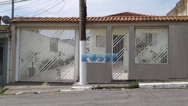 Casa com 3 dormitórios à venda, 250 m² por R$ 700.000 - Jardim Independência - São Paulo/SP