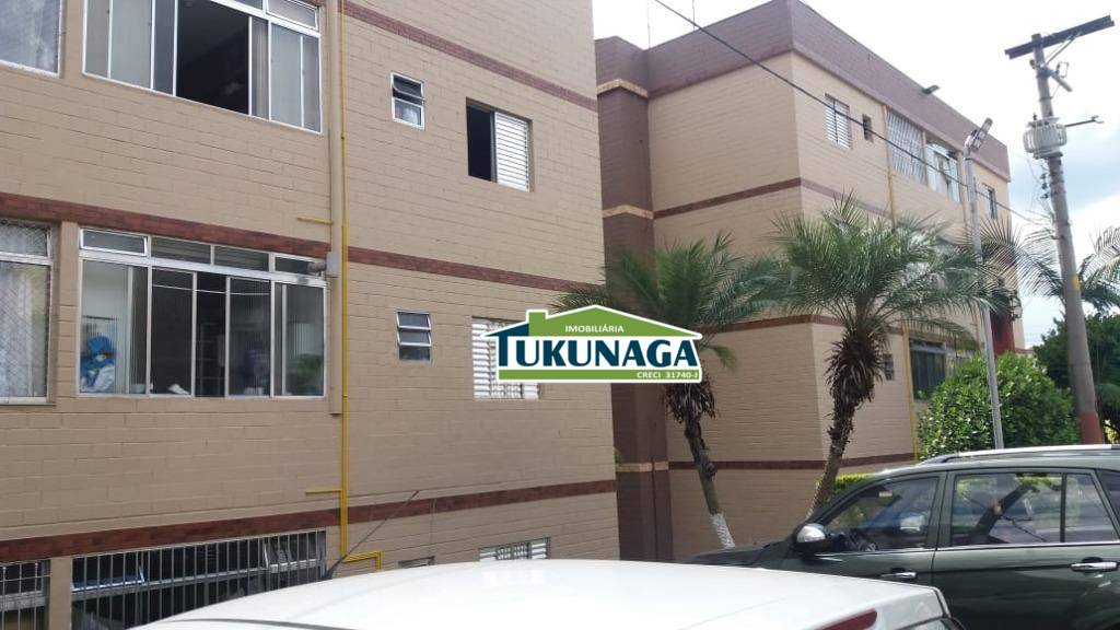 Apartamento com 2 dormitórios para alugar, 41 m² por R$ 900/mês - Vila Rio de Janeiro - Guarulhos/SP