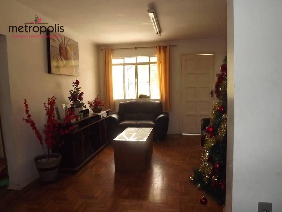 Casa residencial à venda, Vila Eldízia, Santo André - CA0137