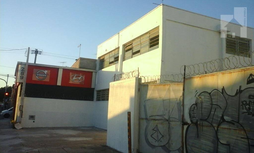 Galpão, 2083 m² - venda ou aluguel - Ponte de São João - Jundiaí/SP