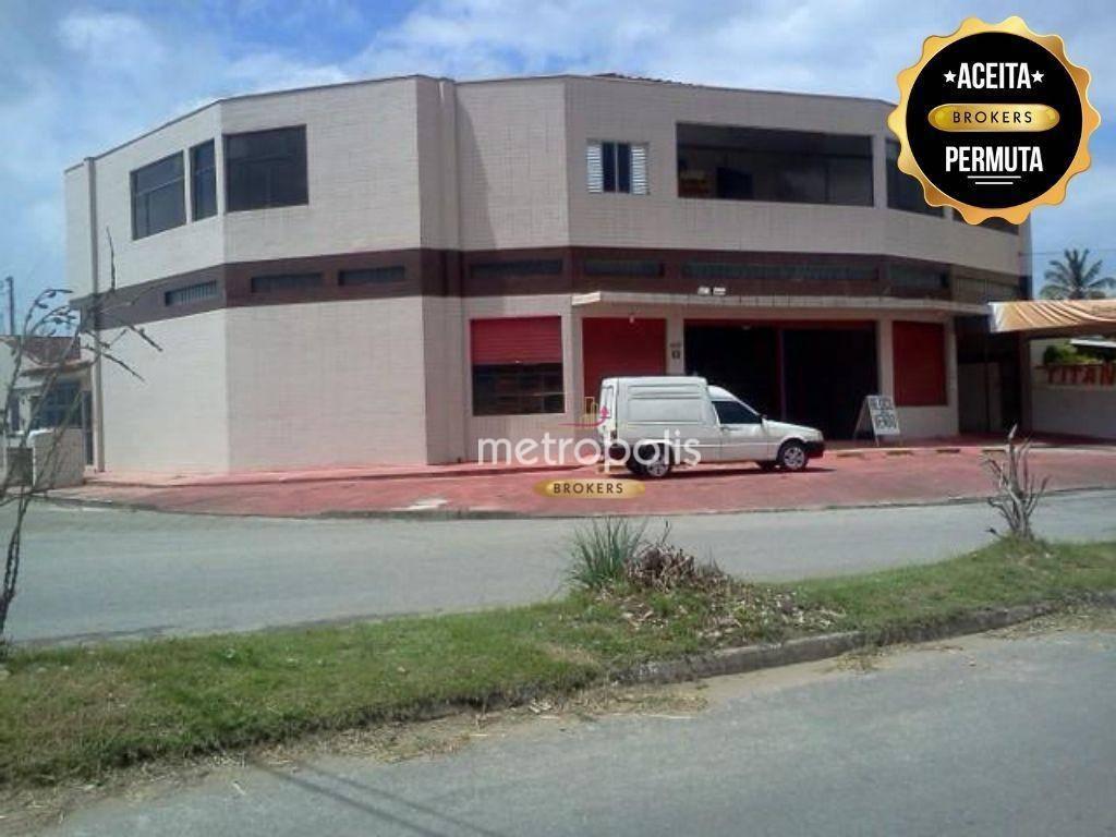 Conjunto à venda, 760 m² por R$ 2.280.000,00 - Jardim Bopiranga - Itanhaém/SP