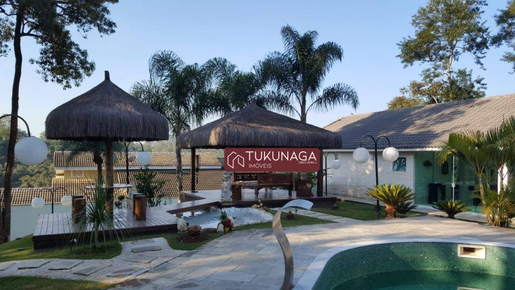 Casa à venda, 900 m² por R$ 5.990.000,00 - Caputera - Arujá/SP