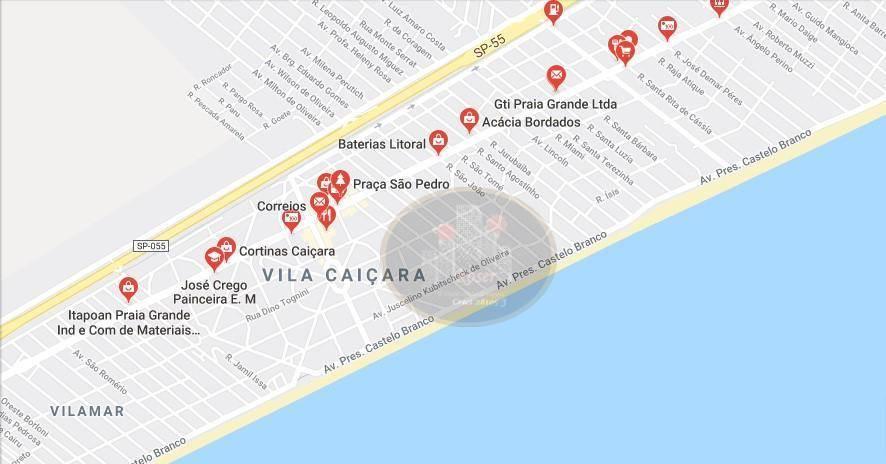 Padaria Famosa na Avenida Presidente Kennedy Ponto à venda, 500 m² por R$ 1.200.000 - Caiçara - Praia Grande/SP
