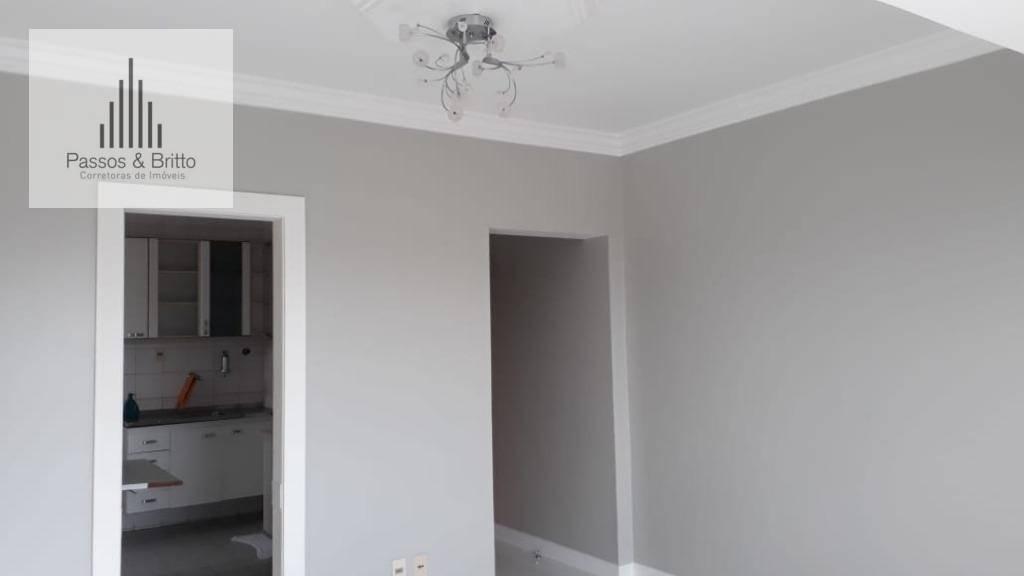 Apartamento com 2 dormitórios à venda, 69 m² por R$ 420.000 - Graça - Salvador/BA