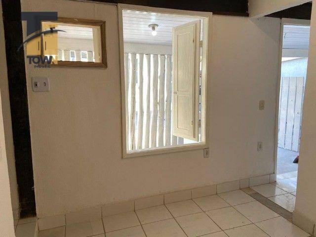 Kitnet com 1 dormitório para alugar, 37 m² por R$ 1.100,00/mês - Itacoatiara - Niterói/RJ