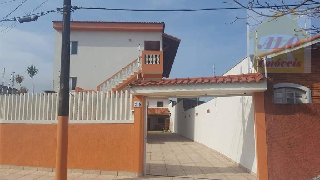 Pousada com 8 dormitórios à venda, 400 m² por R$ 820.000 - Estância Balneária de Itanhaém - Itanhaém/SP