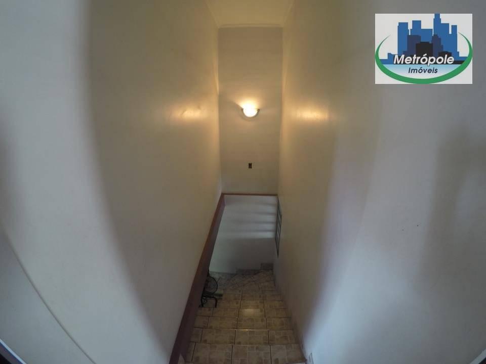 Sobrado de 3 dormitórios à venda em Jardim Nova Taboão, Guarulhos - SP