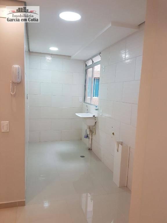 Apartamentos para alugar em Cotia -SP- Condomínio Nova Zelan