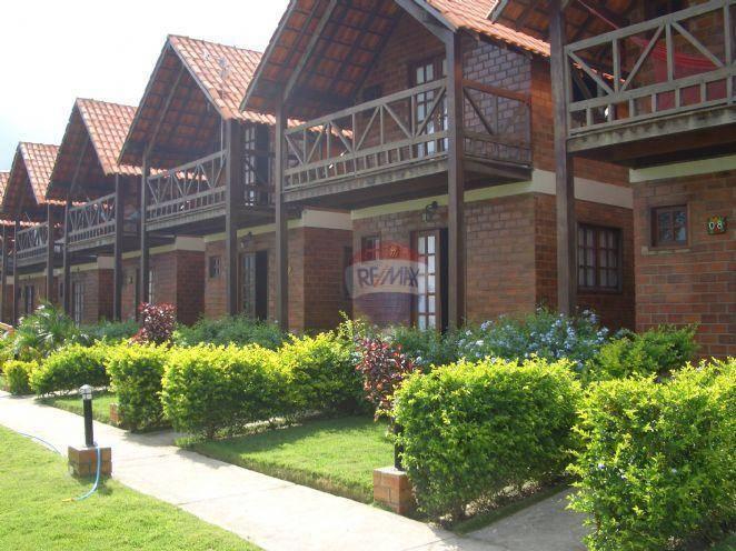 Casa com 2 dormitórios à venda, 64 m² por R$ 130.000,00 - Loteamento Serra Grande - Gravatá/PE