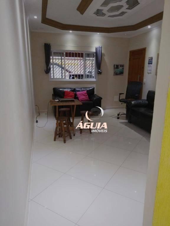 Casa com 3 dormitórios à venda, 147 m² por R$ 579.000,00 - Jardim Santo Alberto - Santo André/SP