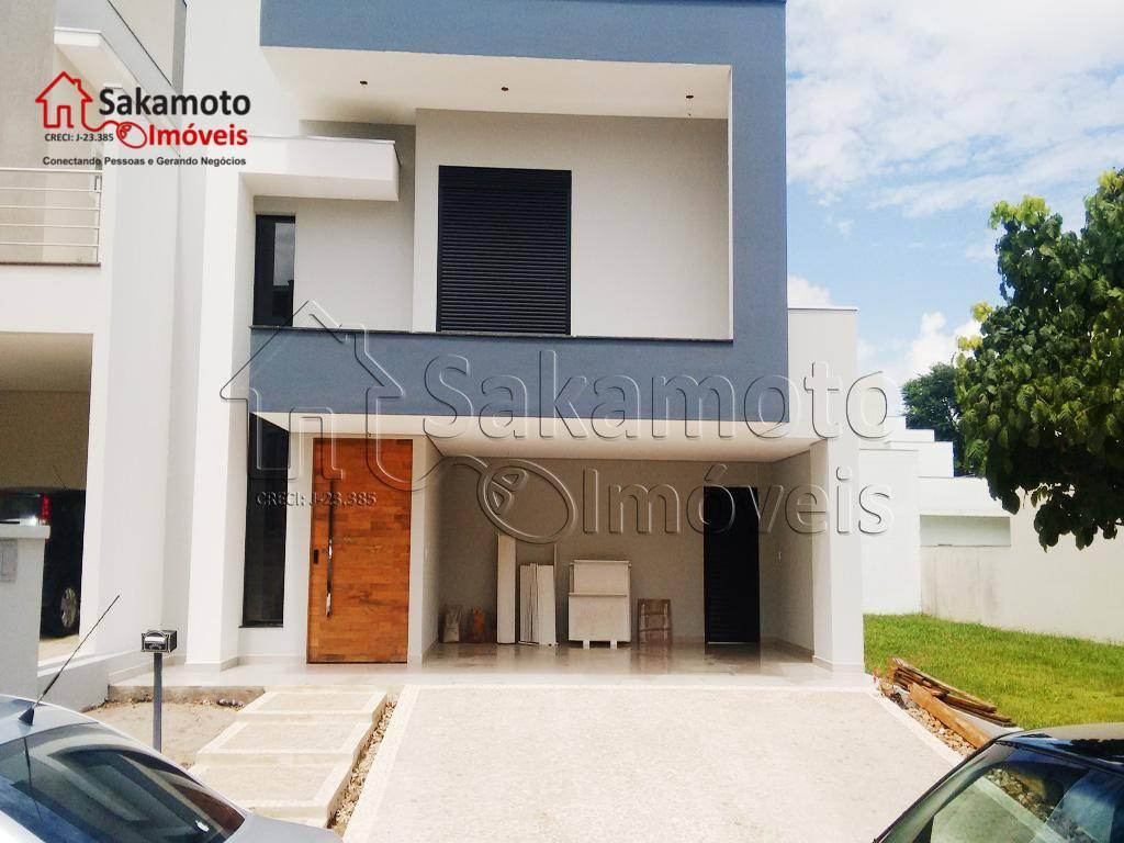 Sobrado residencial à venda, Condomínio Ibiti Royal Park, Sorocaba.