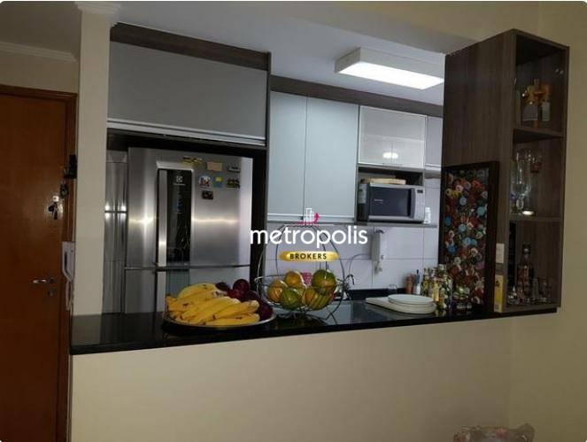 Apartamento à venda, 48 m² por R$ 270.000,00 - Santa Maria - Santo André/SP