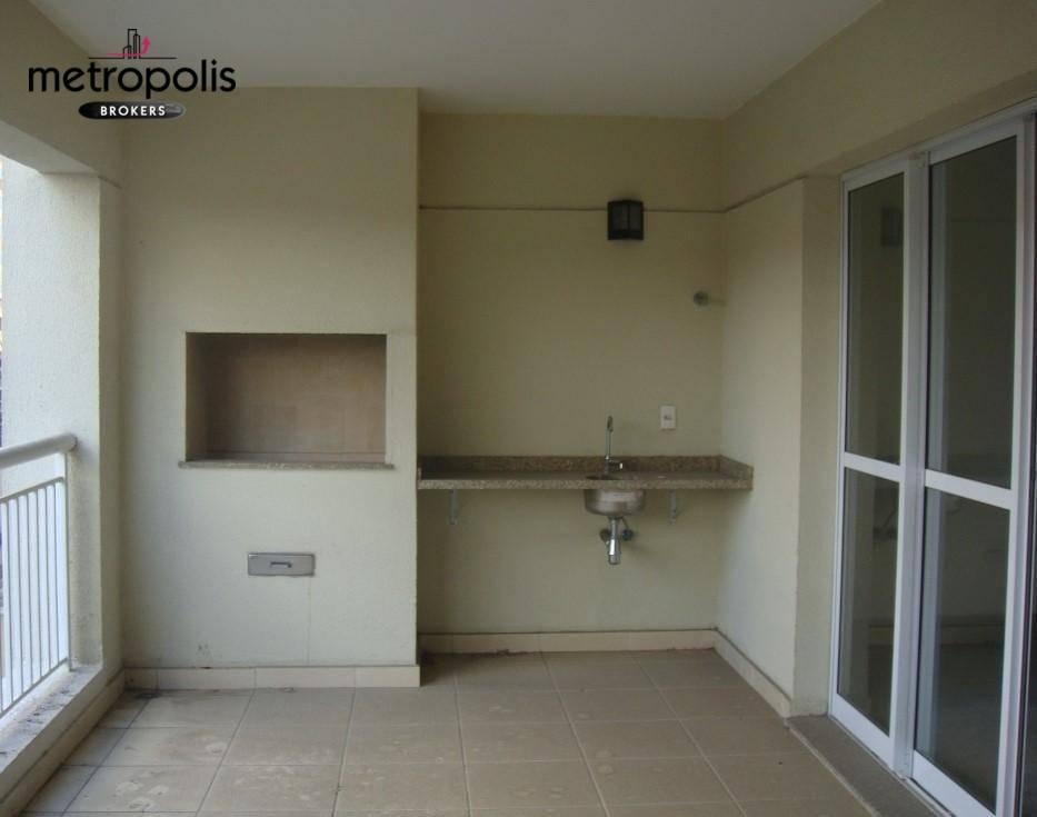 Apartamento com 4 dormitórios à venda, 242 m² por R$ 1.295.000 - Santo Antônio - São Caetano do Sul/SP