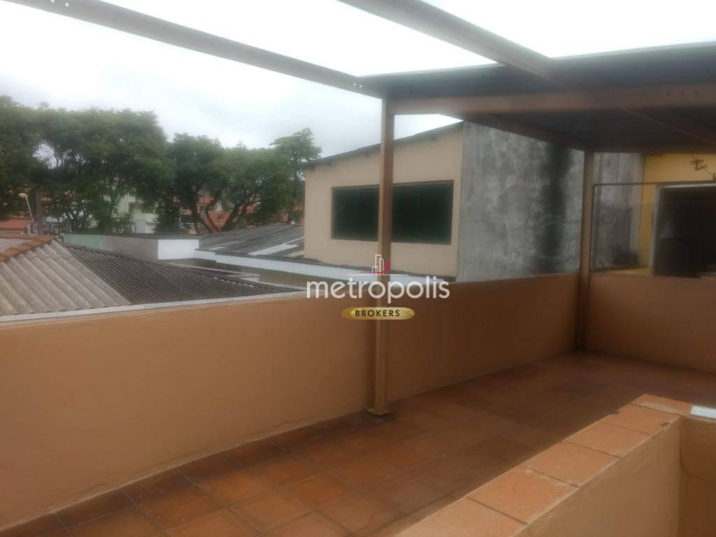 Casa com 2 dormitórios à venda, 10 m² por R$ 425.000 - Santa Maria - Santo André/SP