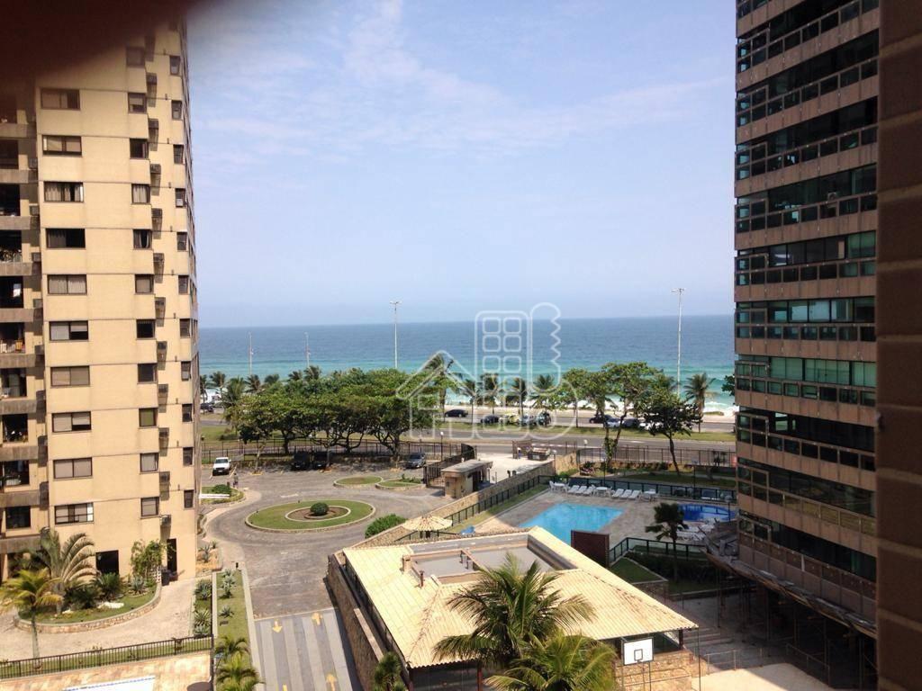 Apartamento com 4 dormitórios à venda, 162 m² por R$ 1.735.000,00 - Barra da Tijuca - Rio de Janeiro/RJ