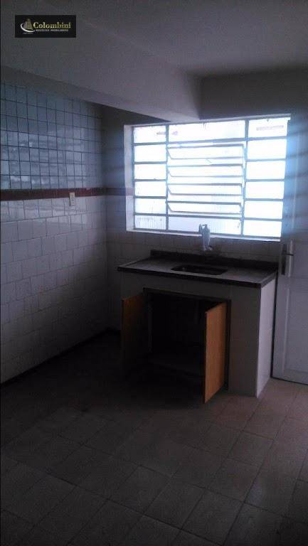 Casa residencial para locação, Vila Palmares, Santo André.