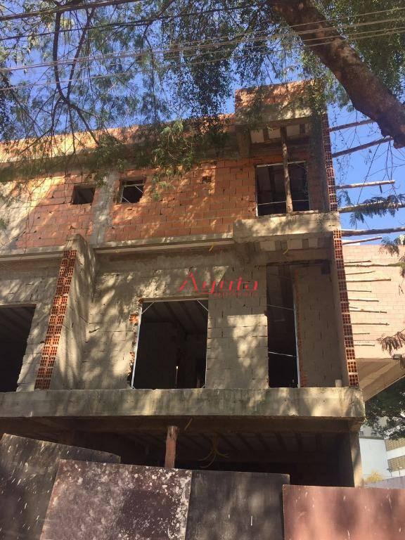 Sobrado com 2 dormitórios à venda, 145 m² por R$ 580.000,00 - Vila Gilda - Santo André/SP