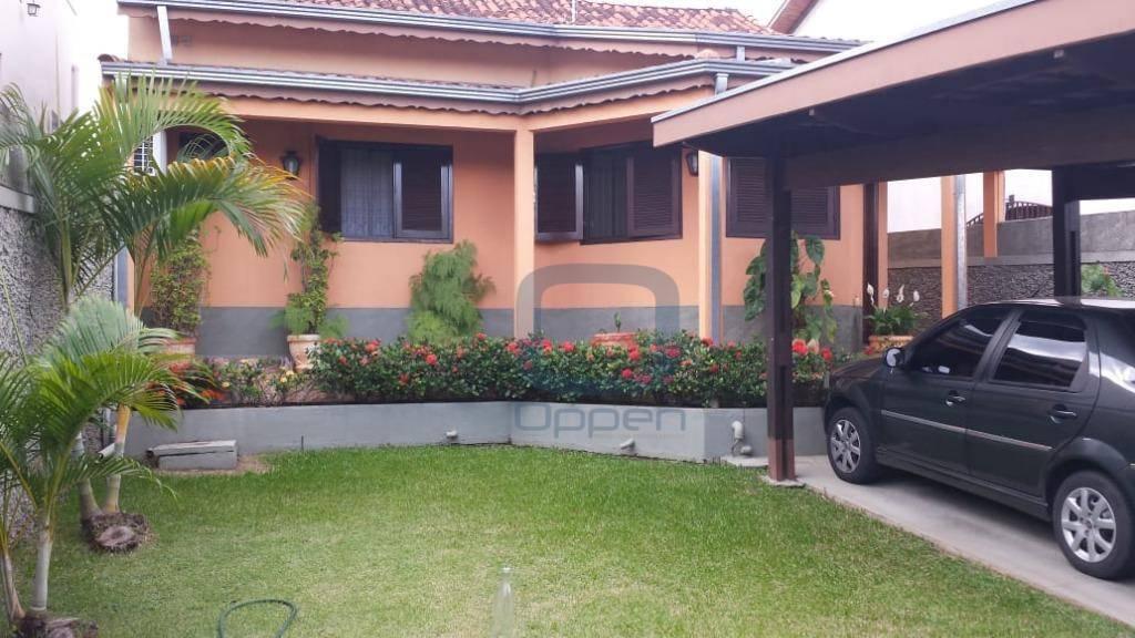 Casa com 3 dormitórios à venda, 177 m² por R$ 520.000,00 - Parque Ortolândia - Hortolândia/SP