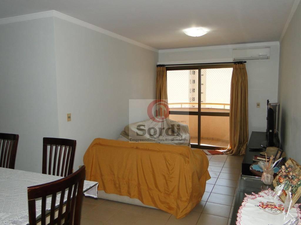 Apartamento com 3 dormitórios à venda, 94 m² por R$ 365.000,00 - Santa Cruz do José Jacques - Ribeirão Preto/SP
