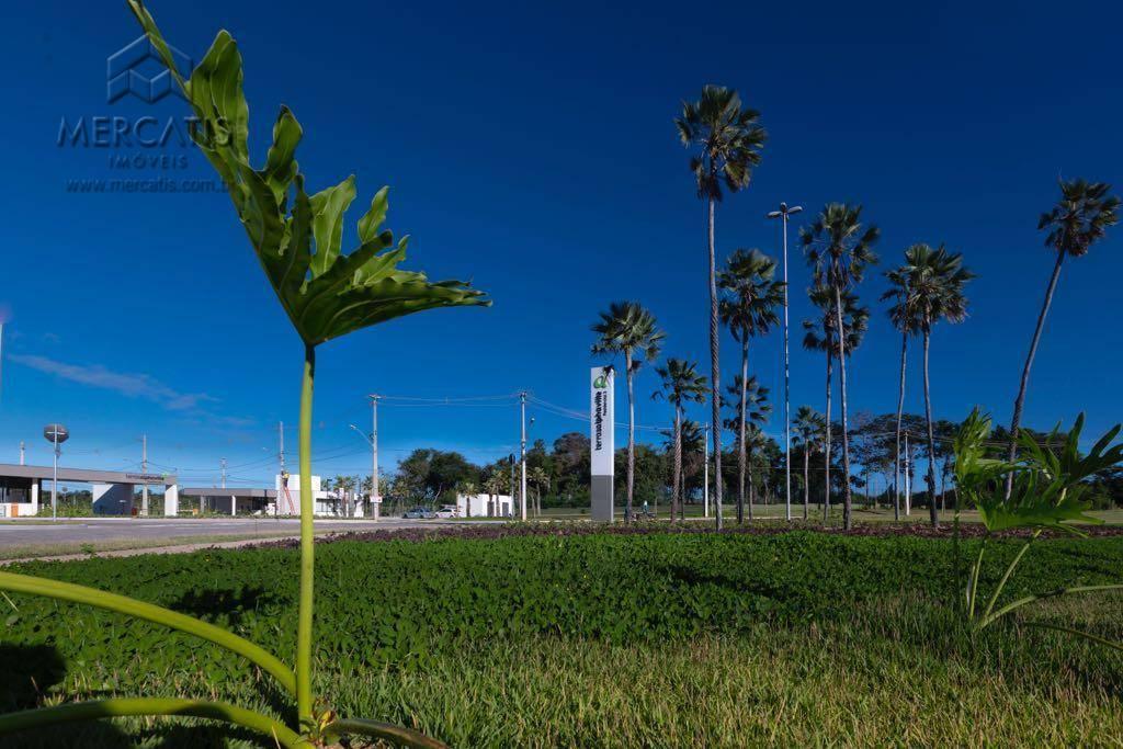 jardim da entrada | condomínio terras alpha residencial 1