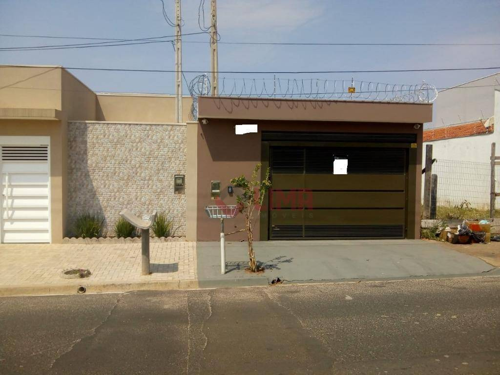 Casa residencial à venda, Jardim Solange, Bauru.