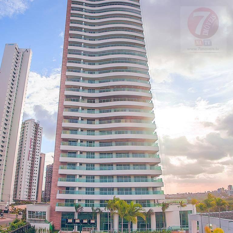 Apartamento residencial à venda, Altiplano, João Pessoa - AP