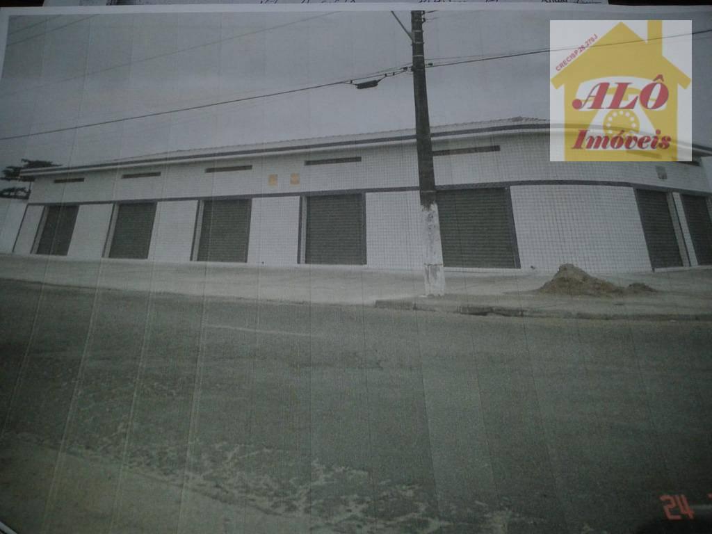 Loja comercial à venda, Jardim Rio Branco, São Vicente.
