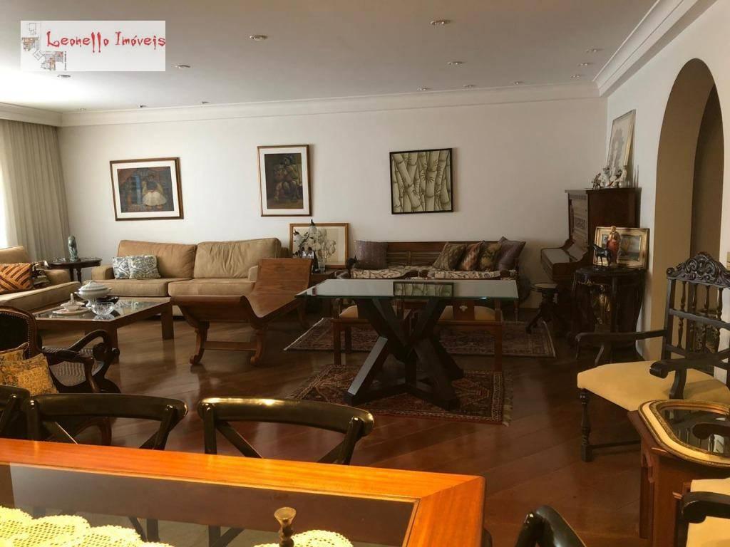 Apartamento à venda, 241 m² por R$ 1.000.000,00 - Centro - Santo André/SP