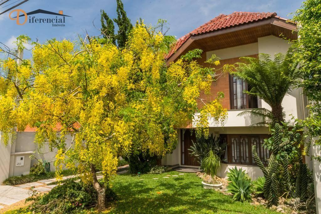 Casa à venda, 380 m² por R$ 1.399.000,00 - Santa Felicidade - Curitiba/PR