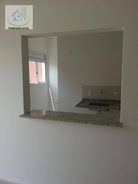 Apartamento de 2 dormitórios à venda em Jardim Ubirajara (Zona Sul), São Paulo - SP