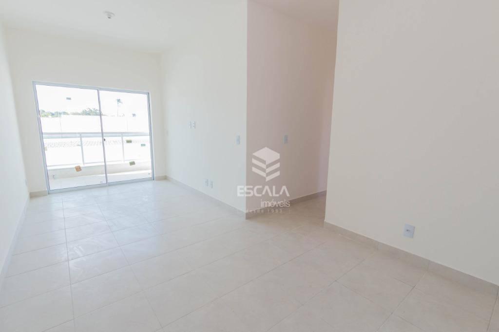 Apartamento com 2 quartos à venda, 62m², Novo, 2 banheiros, financia- Lagoinha - Eusébio/CE