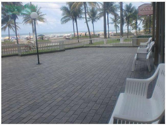 Apartamento com 2 dormitórios à venda, 75 m² por R$ 360.000,00 - Vila Guilhermina - Praia Grande/SP