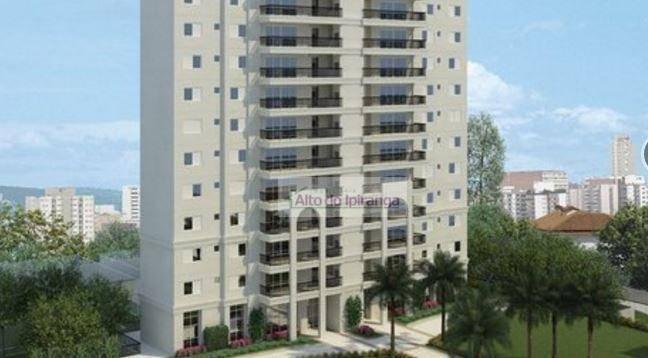 Apartamento de 4 dormitórios à venda em Cambuci, São Paulo - SP