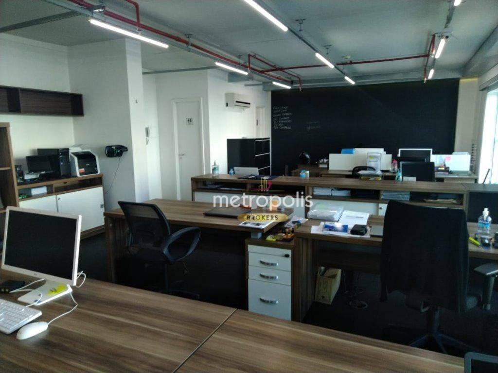Sala à venda, 78 m² por R$ 600.000,00 - Centro - São Caetano do Sul/SP