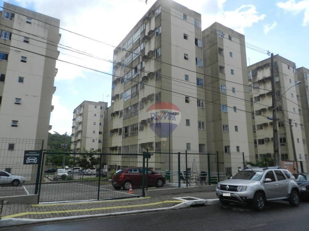 Apartamento à venda por R$ 122.500  na Reserva São Lourenço, com 2 dormitórios , 48 m² - Muribara - São Lourenço da Mata/PE