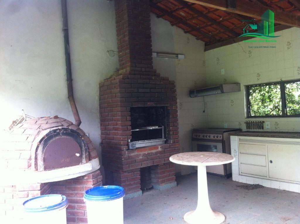 Chácara com 3 dormitórios à venda, 2500 m² por R$  - Parque Espelho  D Água - Jundiaí/SP