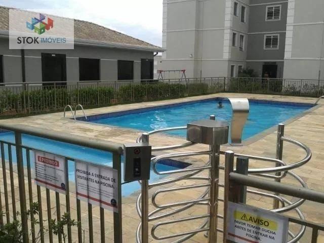 Apartamento com 2 dormitórios à venda, 47 m² por R$ 55.500,00 - Vila Alzira - Guarulhos/SP