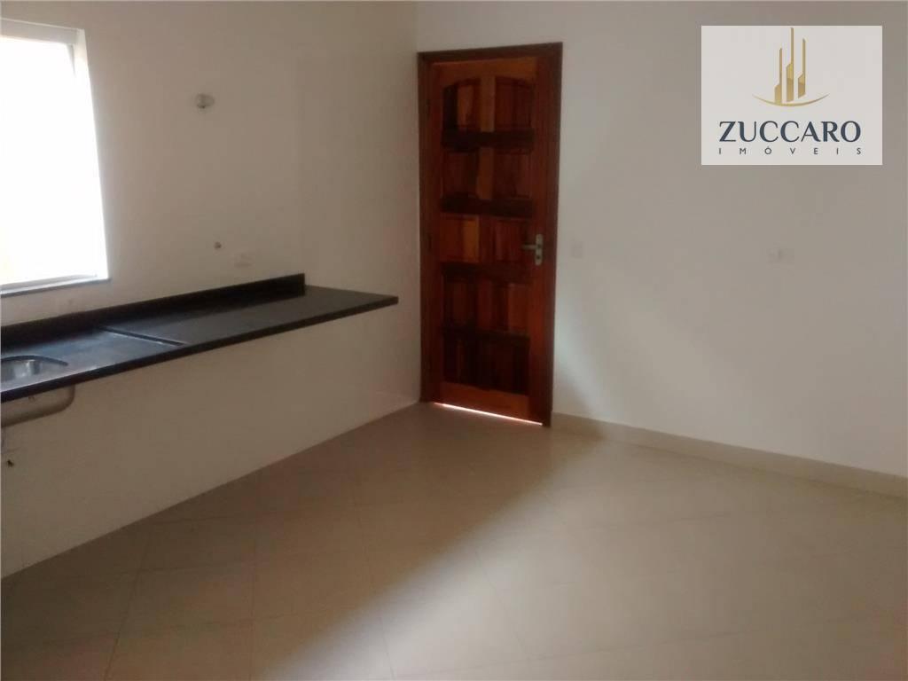 Sobrado de 3 dormitórios à venda em Parque Continental I, Guarulhos - SP