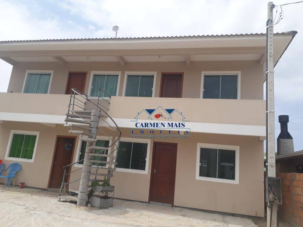 Apartamento com 2 dormitórios à venda, 56 m² por R$ 110.000 - São João do Rio Vermelho - Florianópolis/SC