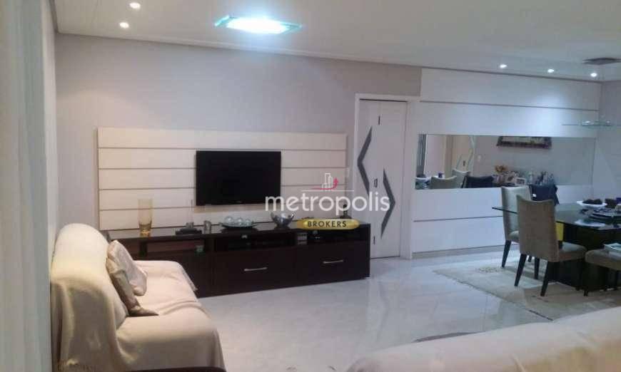 Apartamento com 3 dormitórios à venda, 144 m² por R$ 910.000 - Centro - Santo André/SP