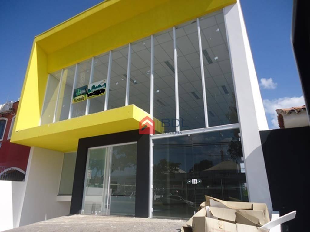 Barracão comercial à venda, Castelo, Campinas - BA0003.