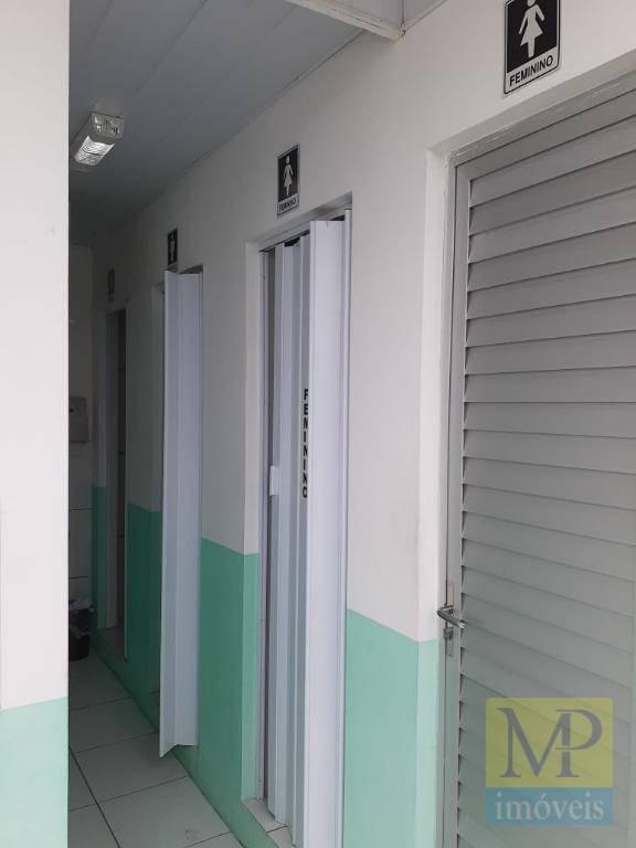 Empresa à venda, 320 m² por R$ 600.000 - Centro - Penha/SC