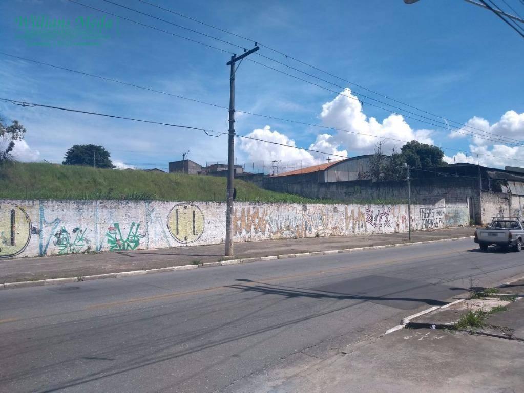 Área residencial à venda, Pimentas, Guarulhos.
