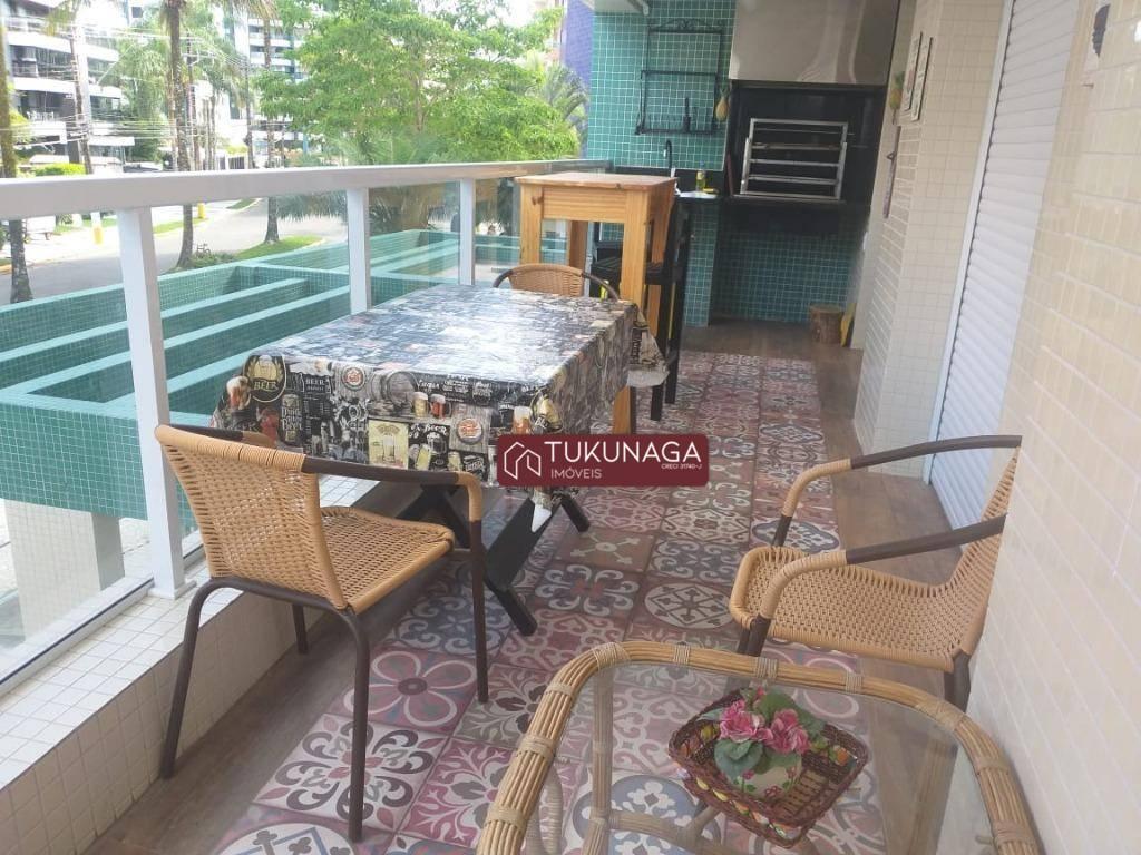 Apartamento à venda, 105 m² por R$ 1.595.000,00 - Riviera de São Lourenço - Bertioga/SP