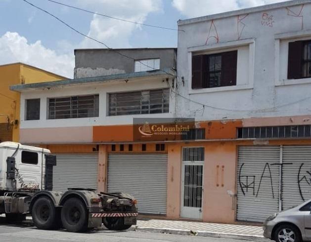 Salão para alugar, 420 m² - Boa Vista - São Caetano do Sul/SP