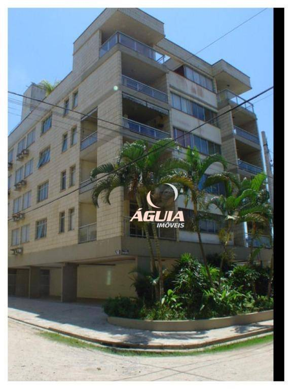 Cobertura à venda, 141 m² por R$ 580.000,00 - Enseada - Guarujá/SP