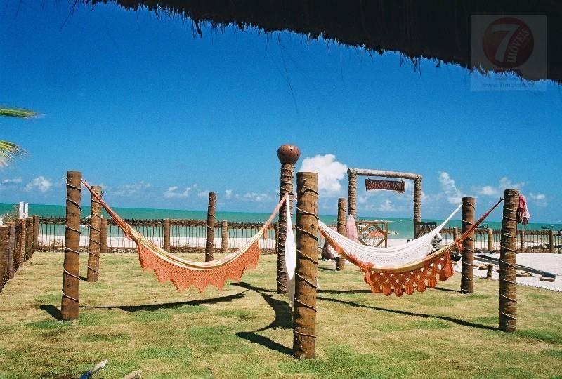 Bangalô  residencial à venda, Praia de Acaú, Pitimbú.