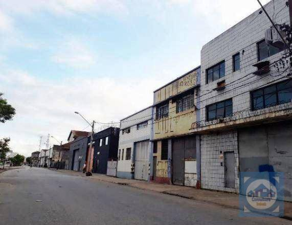 Galpão à venda, 400 m² por R$ 1.170.000 - Macuco - Santos/SP