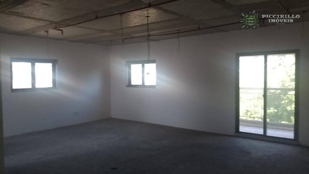 Sala, 66 m², R$ 185 mil, Valongo, Santos/SP